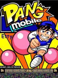 Pang 2 Java Mobile Phone Game