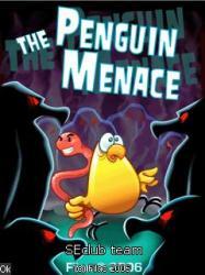 Penguin Menace Java Mobile Phone Game