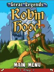 Robin Hood Java Mobile Phone Game