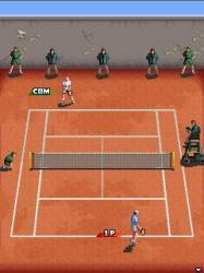 Wimbledon Java Mobile Phone Game
