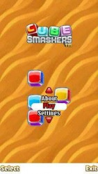 Cube Smashers Java Mobile Phone Game