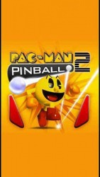 PAC-MAN Pinball 2 Java Mobile Phone Game
