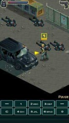 24 Special Ops Java Mobile Phone Game