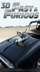 3D Fast and Furious