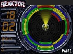 Reaktor Symbian Mobile Phone Game