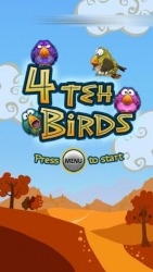 4 Teh Birds Android Mobile Phone Game