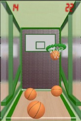 BasketBall Android Mobile Phone Game