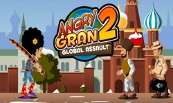 Angry Gran 2 Android Mobile Phone Game