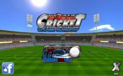 World Cricket Championship Android Mobile Phone Game