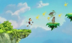 Rayman Jungle Run Android Mobile Phone Game