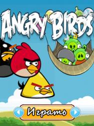 Angry Birds Seasons Java Mobile Phone Game