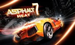 Asphalt 7 Heat Android Mobile Phone Game