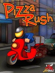Pizza Rush Java Mobile Phone Game