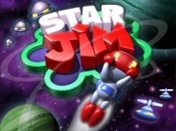 Star Jim Java Mobile Phone Game