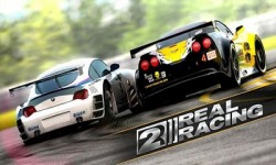 Real Racing 2 Android Mobile Phone Game