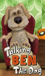 Talking Ben the Dog Android Mobile Phone Game