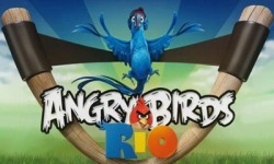 Angry Birds Rio Android Mobile Phone Game