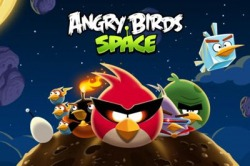 Angry Birds Space Android Mobile Phone Game