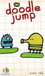 Doodle Jump Android Mobile Phone Game