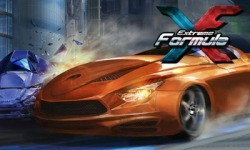 Extreme Formula Android Mobile Phone Game