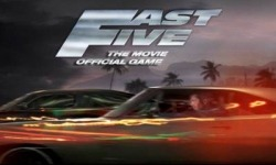 Fast Five the Movie Official Game HD Android Mobile Phone Game