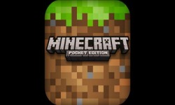 Android Mobile Phone Game: Minecraft Pocket Edition