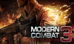 Modern Combat 3 Fallen Nation Android Mobile Phone Game