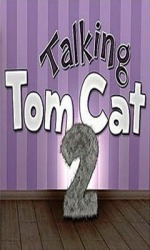 Android Mobile Phone Game: Talking Tom Cat 2