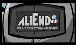 Aliend International Edition Android Mobile Phone Game