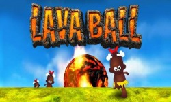 Lavaball Android Mobile Phone Game
