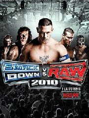 Java Mobile Phone Game: WWE SmackDown vs. RAW 2010