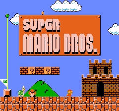 Java Mobile Phone Game: Super Mario Bros 3 in 1