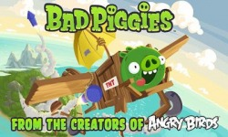 Bad Piggies Android Mobile Phone Game