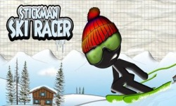 Stickman ski racer Android Mobile Phone Game