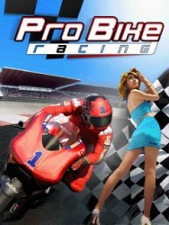 Mobile Phone Game: Pro Bike Racing
