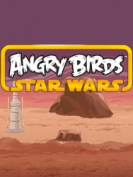 Java Mobile Phone Game: Angry Birds Star Wars