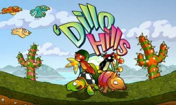 Dillo Hills Android Mobile Phone Game