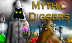 Mythic Diggers Android Mobile Phone Game