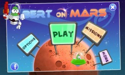 Bert On Mars Android Mobile Phone Game