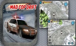 Mad Cop Car Race and Drift