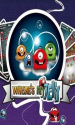 Where is My Jelly Android Mobile Phone Game