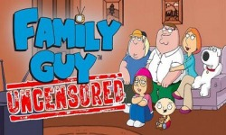Family Guy Uncensored Android Mobile Phone Game
