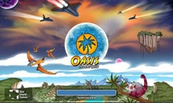 Download Free Android Game Oasis The Last Hope - 1101