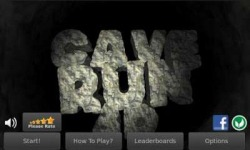 Cave Run 3D Android Mobile Phone Game