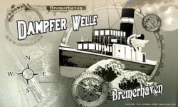 Dampfer Welle 3D Android Mobile Phone Game