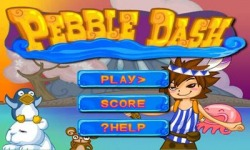 Pebble Dash Android Mobile Phone Game