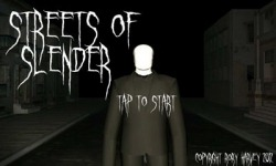 Streets of Slender Android Mobile Phone Game