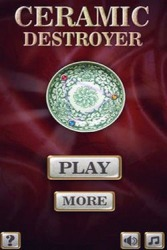 Ceramic Destroyer Android Mobile Phone Game