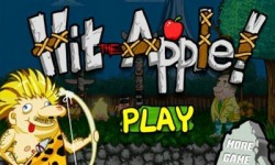 Hit the Apple Android Mobile Phone Game