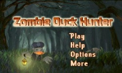 Zombie Duck Hunter Android Mobile Phone Game